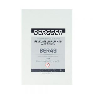 Bergger BER49 photographic film developer