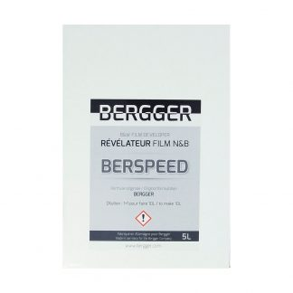Bergger Berspeed photographic film developer for 5 liters