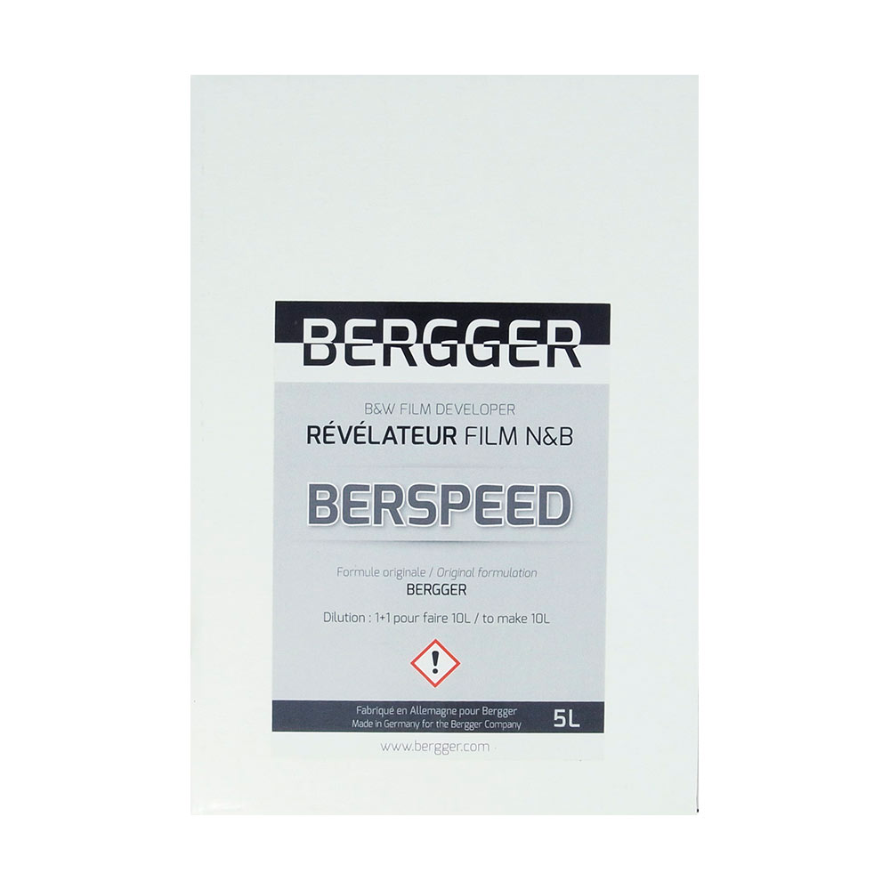 Bergger BERSPEED Photographic Film Developer – Powder to make 5 Liters