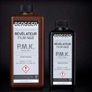 Bergger PMK photographic film developer parts A and B