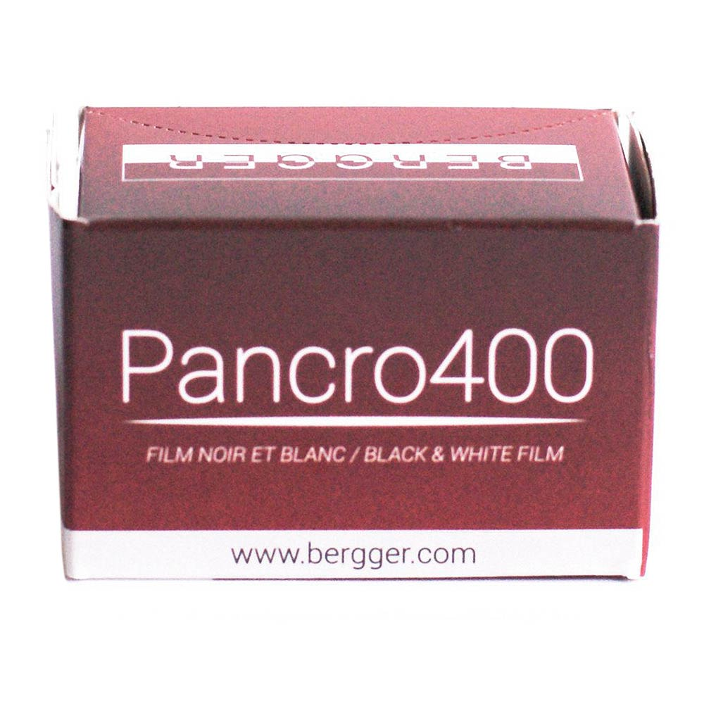 Bergger Pancro 400 Black & White Film – 35mm Format – 36 Exposure