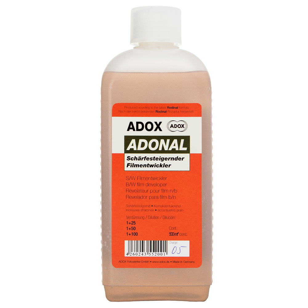 Adox ADONAL Film Developer – 500 ml Concentrate