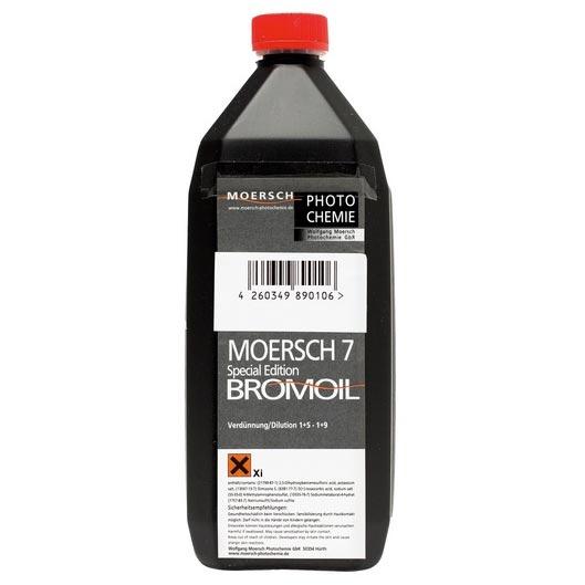 Moersch SE7 Bromoil Paper Developer – 1 Liter Concentrate