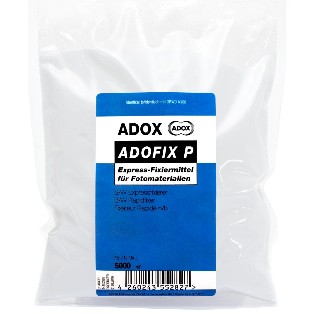 Adox ADOFIX P Fixer – Powder to make 5 Liters