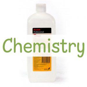 Darkroom Chemistry
