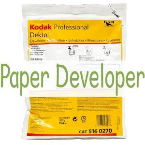 Paper Developer
