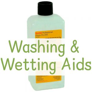 Washing and Wetting Aids