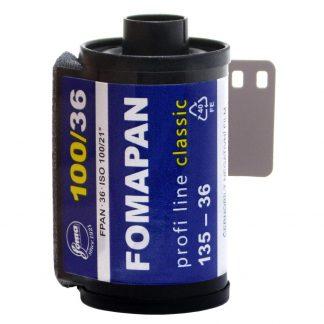 FOMA Fomapan 100 35mm Film