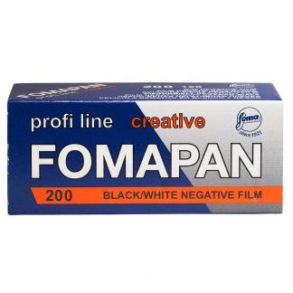 FOMA Fomapan 200 Classic 120 Format Film