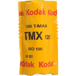 Kodak Professional TMax 100 Black & White 120 Roll Film