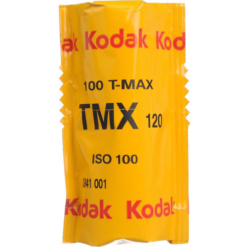 Kodak TMax 100 TMX Black & White 120 Roll Film