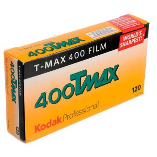 Kodak TMax 400 120 Film 5 Pack