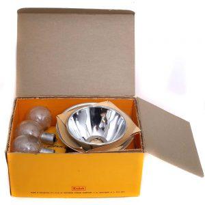 kodak m40 flasholder with three free bulbs 6
