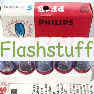 Flashbulbs & Flasholders