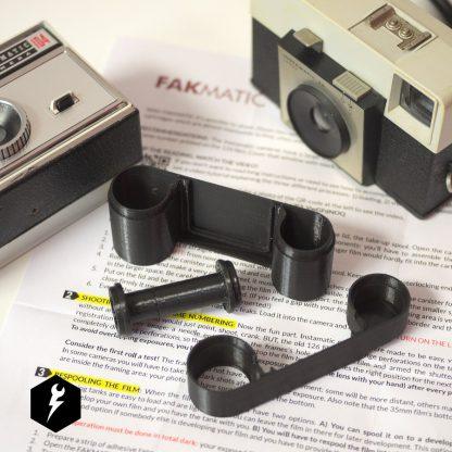 CameraHack FAKMATIC 126 Film Cassette 2
