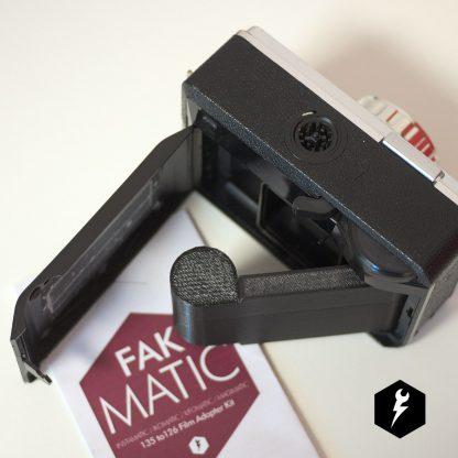 CameraHack FAKMATIC 126 Film Cassette 4