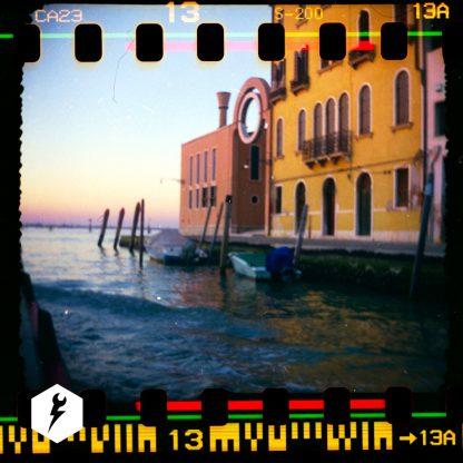 CameraHack FAKMATIC 126 Film Cassette 5