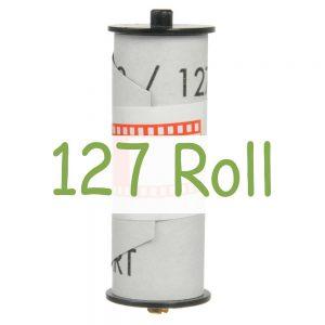 127 Roll Film