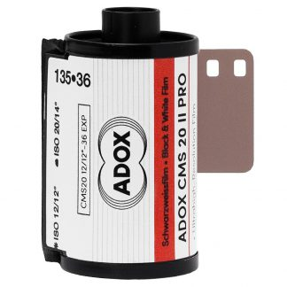 Adox CMS 20 II 35mm 36 Exposure Film
