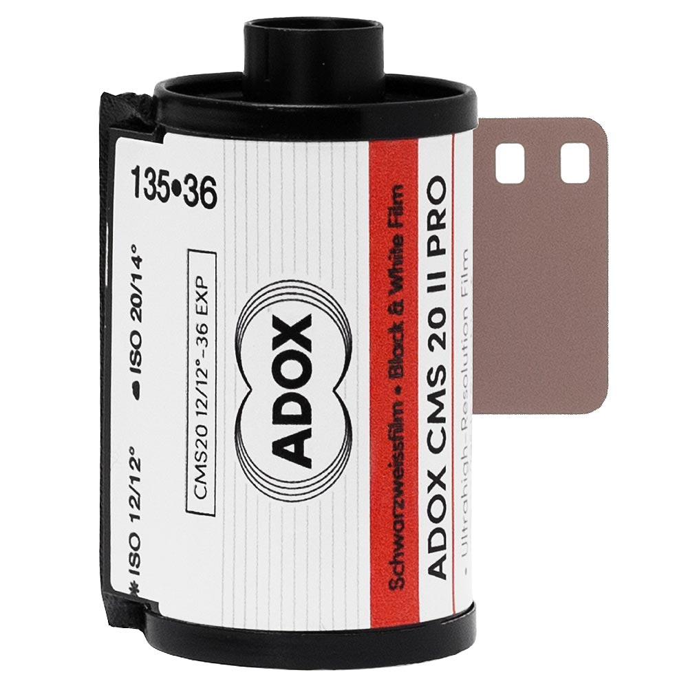 Adox CMS 20 II 35mm Film – 36 Exposures