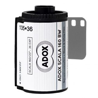 Adox SCALA 160 35mm B&W Slide Film