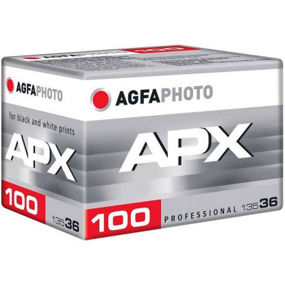 Agfaphoto APX 100 Professional 35mm Film