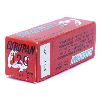 Europan 120 expired 1968