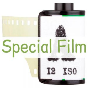 Special and Unusual Photographic Film