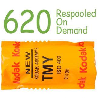 Kodak TMax 400 B&W 620 Roll Film