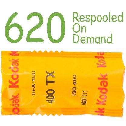 Kodak Tri-X 400 B&W 620 Roll Film