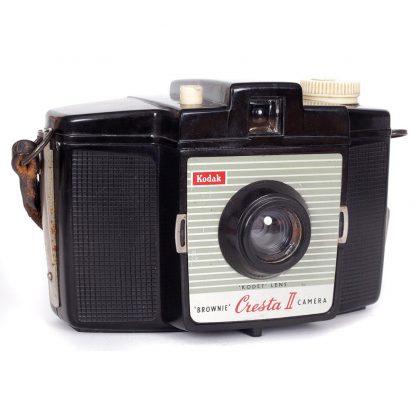 Kodak Brownie Cresta II Camera front