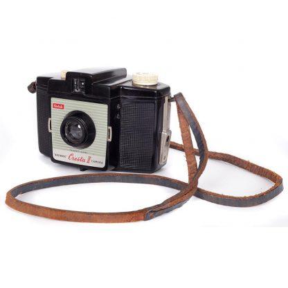 Kodak Brownie Cresta II Camera with Neck Strap