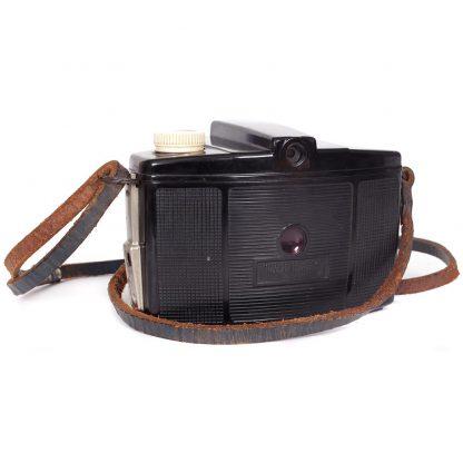 Kodak Brownie Cresta II Camera with Neck Strap - back