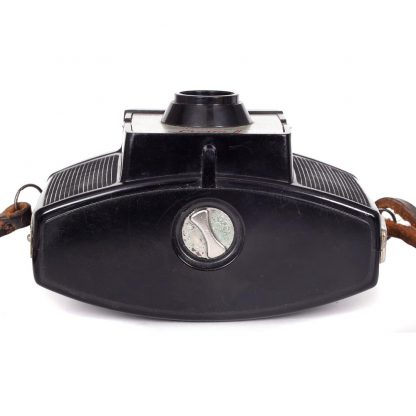 Kodak Brownie Cresta II Camera with Neck Strap - bottom