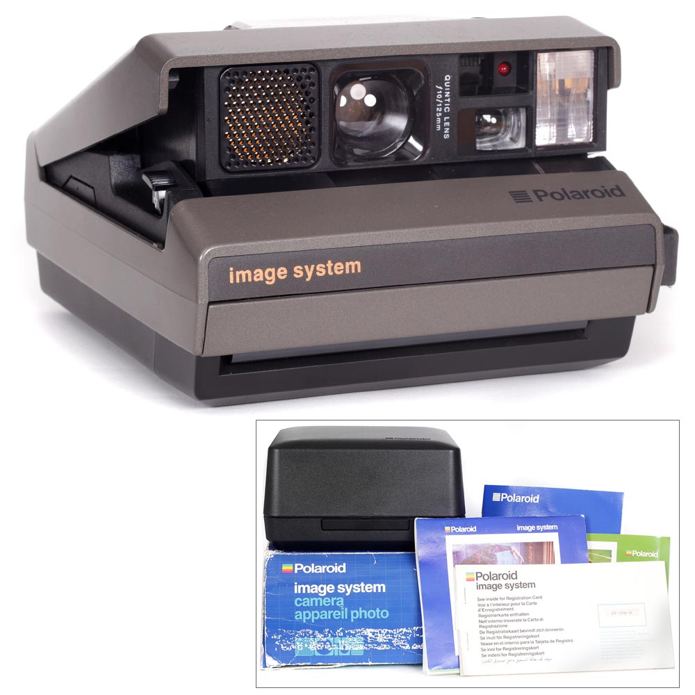 Polaroid Image System Camera