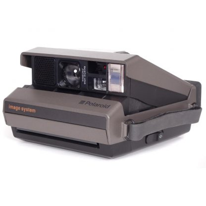 Polaroid Image System Camera left
