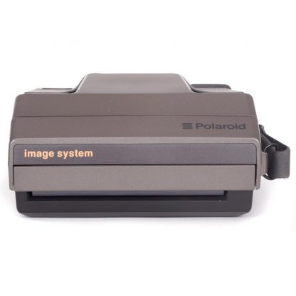 Polaroid Image System Camera closed