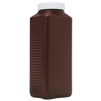 Fotoimpex brown 1 liter chemical bottle