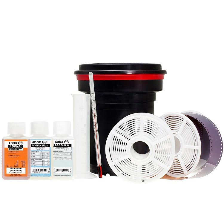 Fotoimpex Film Processing Starter Kit