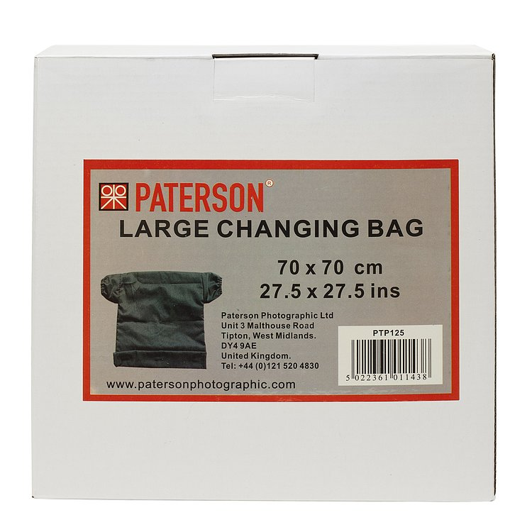 Paterson Large Changing Bag: 70 x 70 cm