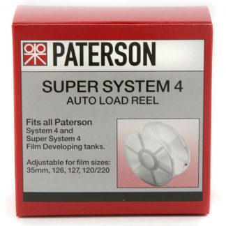 Paterson Film Reel boxed