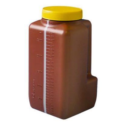 Sarstedt 3 liter chemical bottle
