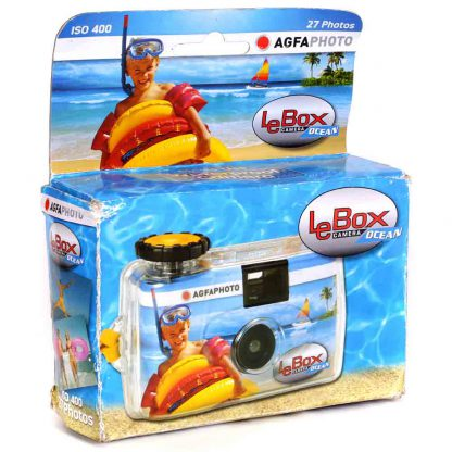 Agfa LeBox Ocean box