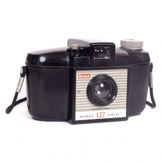 Kodak Brownie 127 Camera, Second Model front