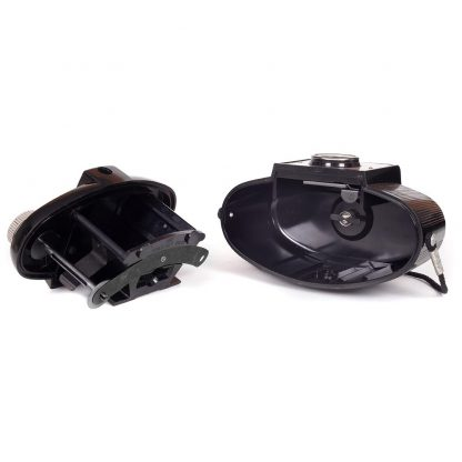 Kodak Brownie 127 Camera, Second Model open