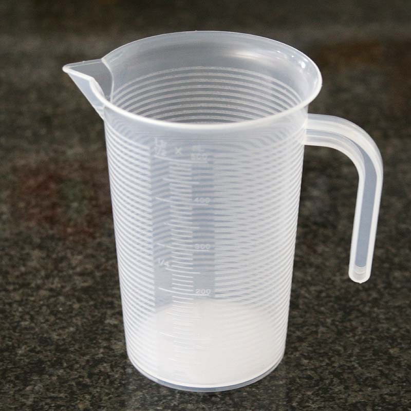 500ml Measuring & Mixing Graduated Beaker – Budget Quality