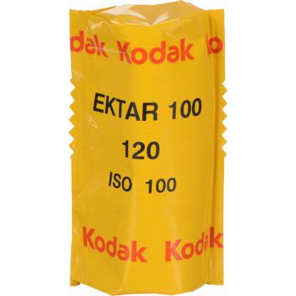 Kodak Ektar 100 Professional Color Print Film – 120 Format