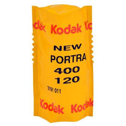 Kodak Portra 400 Professional Color Print 120 Roll Film