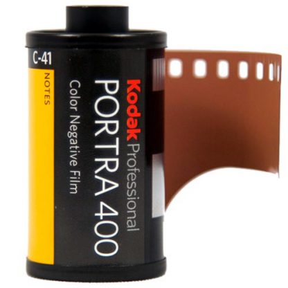 Kodak Portra 400 Professional Color Print 35mm Film - 36 Exposures