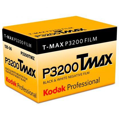 Kodak Tmax P3200 Film